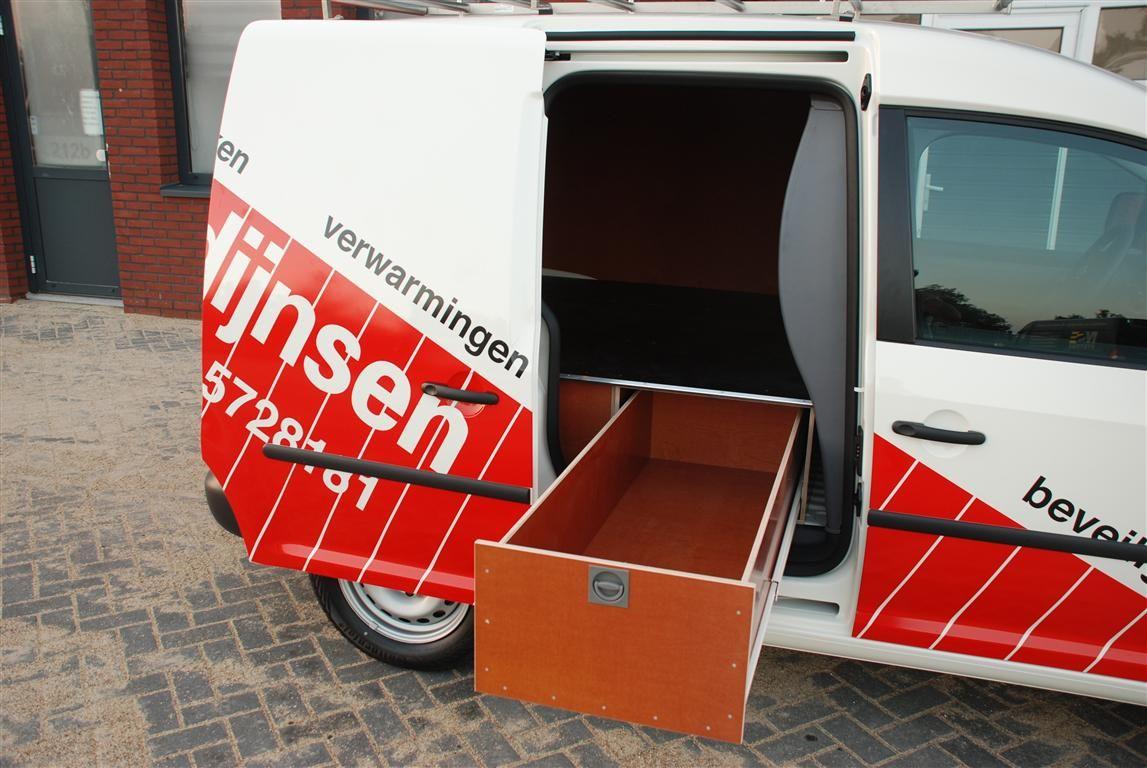 Bedrijfswageninrichting Antwerpen