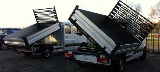 Bedrijfswageninrichting Tilburg